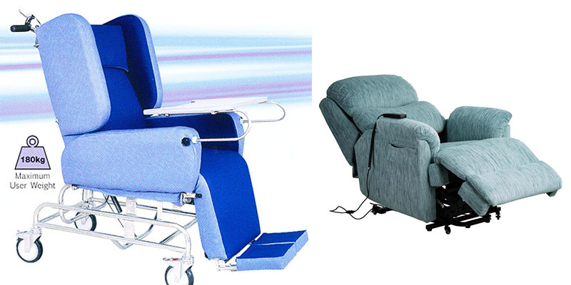Comfort Chair True Blue Mobility Ndis Approved Provider